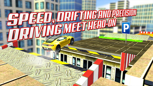 Jumps, Stunts, Drifting and Precision Driving